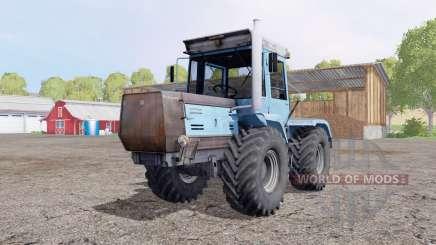 ХТЗ-17221-21 4x4 для Farming Simulator 2015