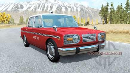 Ibishu Miramar Taxi v1.021 для BeamNG Drive