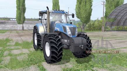 New Holland T7.250 для Farming Simulator 2017