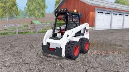 Bobcat S160 v1.2 для Farming Simulator 2015