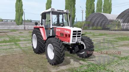 Steyr 8090 Turbо SK2 для Farming Simulator 2017