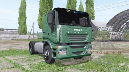 Iveco Stralis Low Cab v1.3 для Farming Simulator 2017