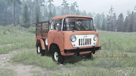 Jeep FC-150 для MudRunner