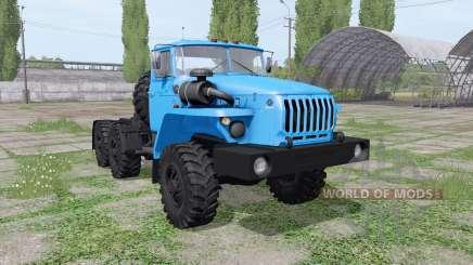 Урал 44202-10 v1.1 для Farming Simulator 2017