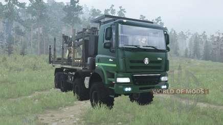 Tatra Phoеnix T158 8x8 для MudRunner