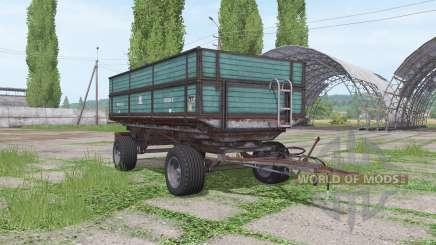 Mengele DR 57 v0.9.5 для Farming Simulator 2017