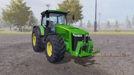 John Deere 8360R для Farming Simulator 2013