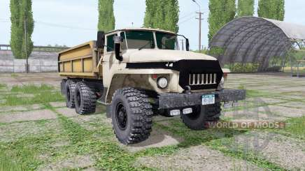 Урал 5557 1983 для Farming Simulator 2017