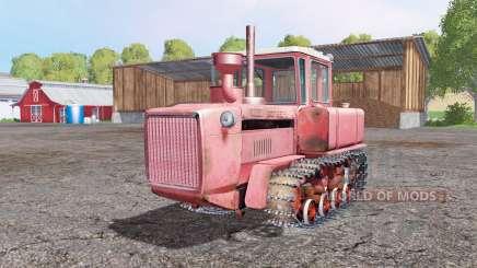 ВТЗ ДТ-175С Волгарь для Farming Simulator 2015