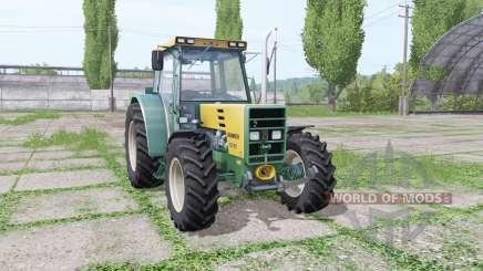 Buhrer 6135A green для Farming Simulator 2017
