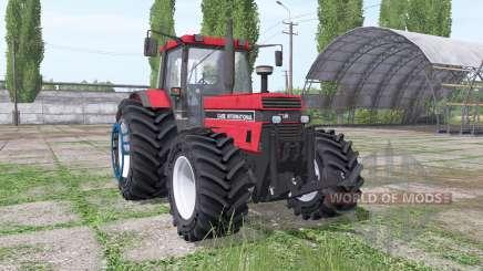 Case International 1255 XL v4.0 для Farming Simulator 2017