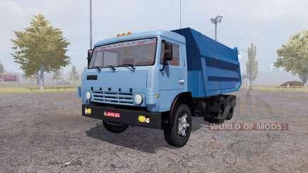 КамАЗ 5511 v2.0 для Farming Simulator 2013