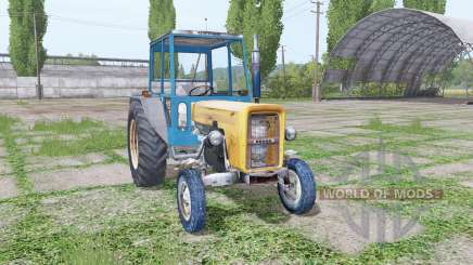 URSUS C-360 movable levers для Farming Simulator 2017