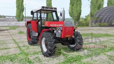 Zetor 12045 для Farming Simulator 2017