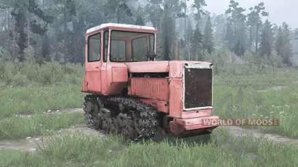 ДТ-75 для MudRunner