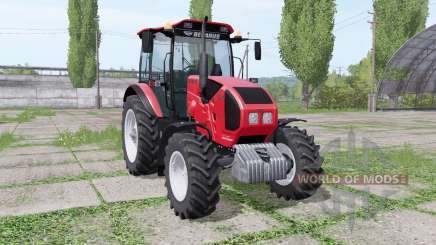 Беларус 1523 модифицированный v2.0 для Farming Simulator 2017