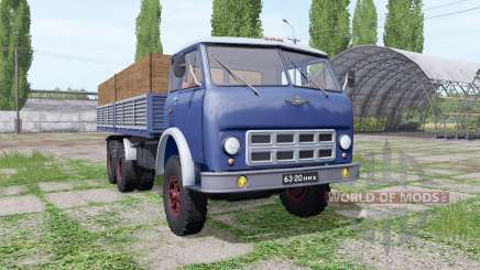 МАЗ 514 1969 для Farming Simulator 2017