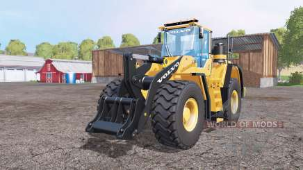 Volvo L180F v6.1 для Farming Simulator 2015