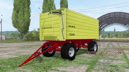 Conow HW 180 V9 v9.0 для Farming Simulator 2017