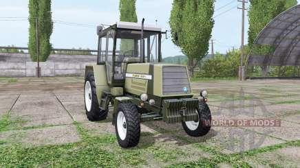 Fortschritt Zt 320-A v1.1 для Farming Simulator 2017