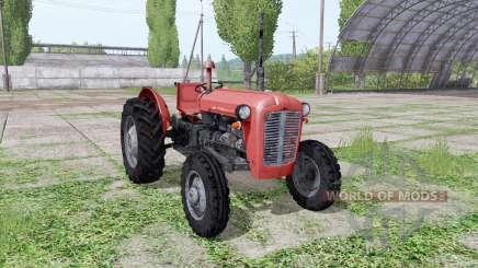 IMT 533 DeLuxe v1.5.3 для Farming Simulator 2017