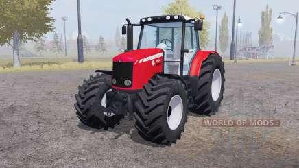 Massey Ferguson 6465 Dyna-6 для Farming Simulator 2013