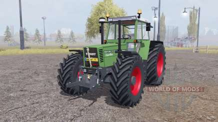Fendt Favorit 615 LSA Turbomatik для Farming Simulator 2013