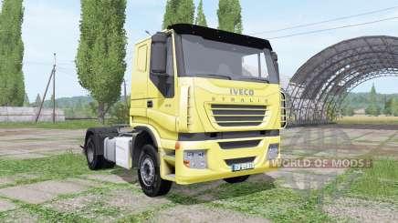 Iveco Stralis 470 4x4 для Farming Simulator 2017