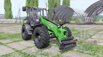 JCB TM320S Euro для Farming Simulator 2017
