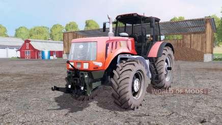Беларус-3022ДЦ.1 4x4 для Farming Simulator 2015