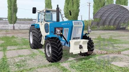 Fortschritt Zt 403 weight для Farming Simulator 2017
