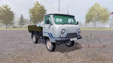 УАЗ 33036 v2.0 для Farming Simulator 2013