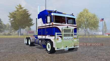 Kenworth K100 6x6 для Farming Simulator 2013