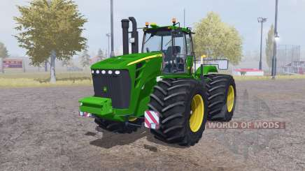 John Deere 9630 terrabereifung для Farming Simulator 2013
