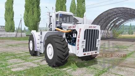 Big Bud 747 dynamic hoses для Farming Simulator 2017