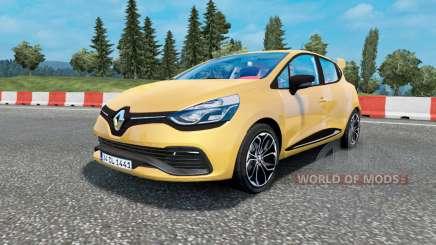 Renault Clio R.S. v1.1 для Euro Truck Simulator 2