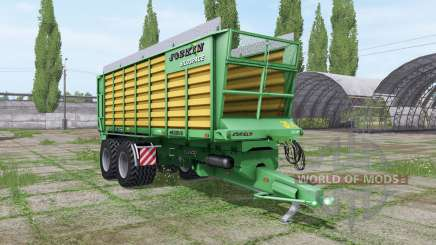 JOSKIN Silospace 22-45 pack для Farming Simulator 2017