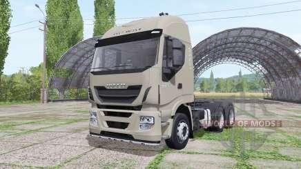Iveco Stralis Hi-Way 560 2013 v1.1 для Farming Simulator 2017