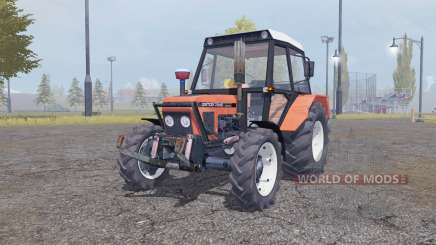 Zetor 7245 horal system для Farming Simulator 2013