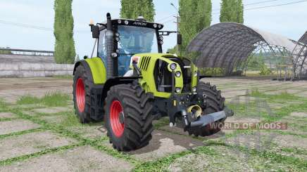CLAAS Arion 530 loader mounting для Farming Simulator 2017