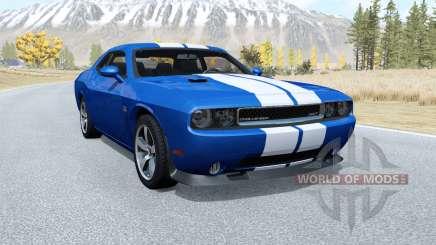 Dodge Challenger SRT8 392 (LC) для BeamNG Drive