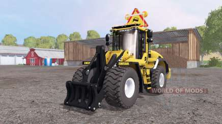 Volvo L90G для Farming Simulator 2015