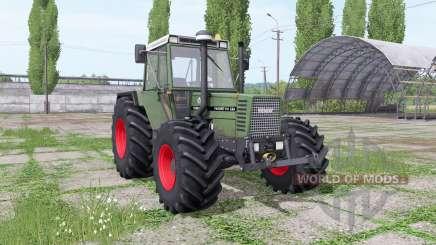 Fendt Favorit 611 LSA Turbomatik E dynamic hose для Farming Simulator 2017