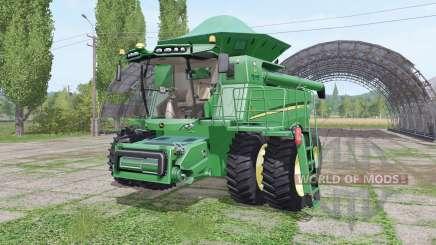 John Deere S680 Brasileira для Farming Simulator 2017