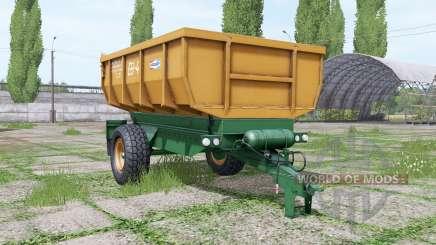 Hodgep EB-4 v1.0.0.1 для Farming Simulator 2017