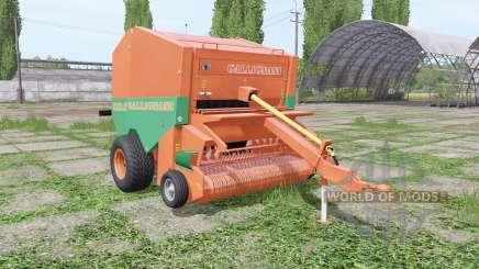 Gallignani 9250 SL для Farming Simulator 2017