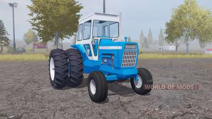 Ford 8000 dual rear для Farming Simulator 2013