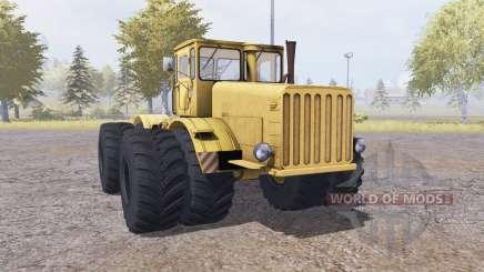 Кировец К-700 сдвоенные колёса для Farming Simulator 2013