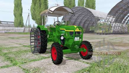 Deutz D 40S 4WD для Farming Simulator 2017