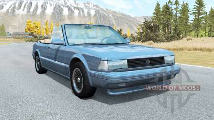 ETK I-Series cabrio v1.2 для BeamNG Drive
